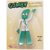 Dr. Gumby 6&quot; Bendable