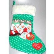 I Love Lucy Christmas Stocking