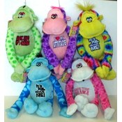 "13"" Plush Toy Gorilla Assortment"