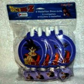 Dragon Ball Z Medallion Blow-Outs
