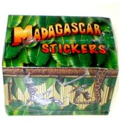 Madagascar 100ct Sticker Boxes