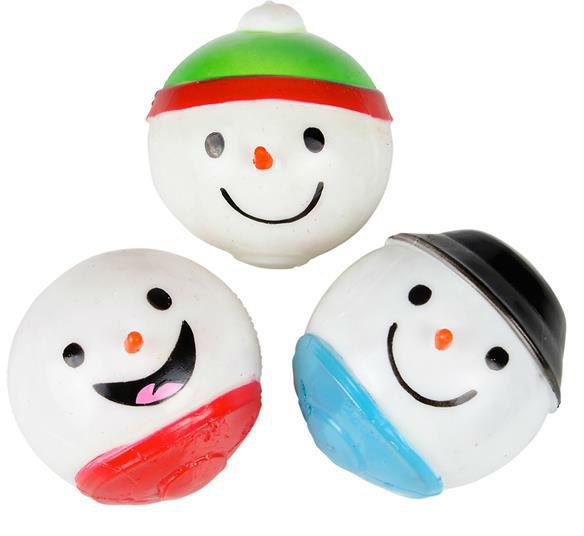 CHRISTMAS Snowman Splat Ball (1998128)