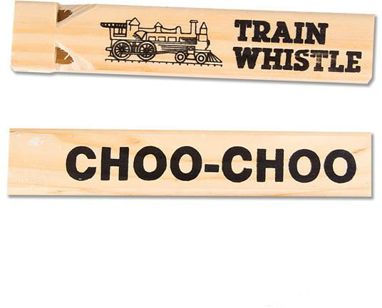 Wooden TRAIN Whistle [1902333]