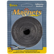 Darice Sticky Back Magnet Roll 1'X120' 1/Pkg Wholesale Bulk