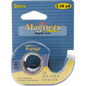 Darice Magnetic Tape 3/4'X3.28 Yards Wholesale Bulk