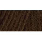 Coats: Yarn Red Heart Super Saver Jumbo Yarn-Coffee Wholesale Bulk