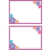 Mrs Grossman Mrs. Grossman's Small Labels - 12/Pkg. - 2.5'X3.75'-Delightful Flowers Wholesale Bulk