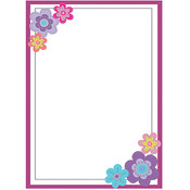 Mrs Grossman Mrs. Grossman's Large Labels - 6/Pkg. - 3.75'X5.1875'-Delightful Flowers Wholesale Bulk