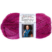 Sashay Metallic Yarn-Pink Topaz Wholesale Bulk