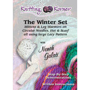 Winter Set Knitting DVD