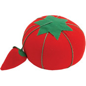 Tomato Pin Cushion-With Emery Strawberry