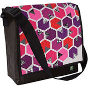 C&T Publishing Honey Quilt Eco Messenger Bag Wholesale Bulk