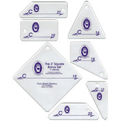 Perfect Patchwork Template-Set C - Bonus Complemen