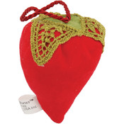 Fons & Porter Novelty Pin Cushion-Strawberry