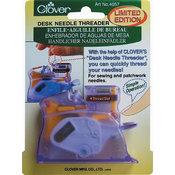 Clover Desk Needle Threader-Purple Wholesale Bulk