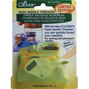 Clover Desk Needle Threader-Green Wholesale Bulk