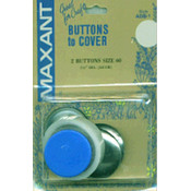 "Cover Button Kit-Size 60 1-1/2"" 2/Pkg"
