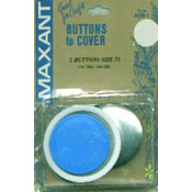 "Cover Button Kit-Size 75 1-7/8"" 2/Pkg"