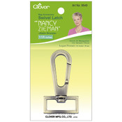 Nancy Zieman&#39;s Bag Hardware 1-1/4&quot; Swivel Latch 1/
