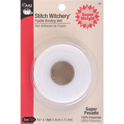 Stitch Witchery Fusible Bonding Web Super Weight-5