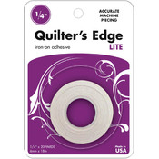 Thermoweb Quilter's Edge Lite Tape-1/4'X20 Yards Wholesale Bulk