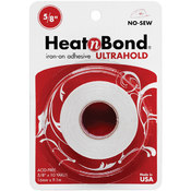 Thermoweb Heat'n Bond Ultra Hold Iron-On Adhesive-5/8'X10 Ya Wholesale Bulk