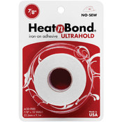 Thermoweb Heat'n Bond Ultra Hold Iron-On Adhesive-7/8'X10 Ya Wholesale Bulk