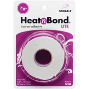 Thermoweb Heat'n Bond Lite Iron-on Adhesive-7/8'X15 Yards Wholesale Bulk
