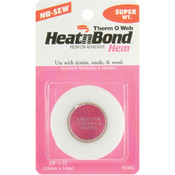 Thermoweb Heat'n Bond Hem Iron-On Adhesive - Super-3/4'X12 F Wholesale Bulk