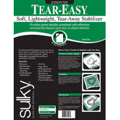 Sulky Tear-Easy Stabilizer-20'X3 Yards Wholesale Bulk
