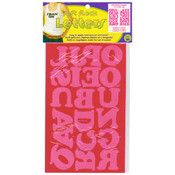 Dritz Iron-On Letters 1-1/2' Cooper-Fuchsia Wholesale Bulk