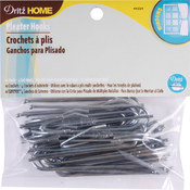 Dritz Ceiling Pleater Hooks 10/Pkg (4 Ends)- Wholesale Bulk