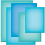 Spellbinders Grand Calibur Nestabilities Dies, Rectangles Wholesale Bulk