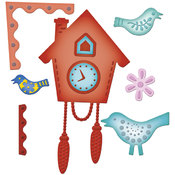 Spellbinders Shapeabilities Dies, Cuckoo Clock Wholesale Bulk