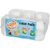 Colorbok You Paint It Plaster Kit Value Pack, Rainforest Wholesale Bulk