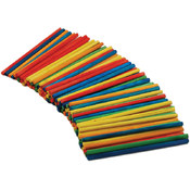 Colored Wood Dowel, 100-Pack