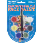 Face Paint Pots-Primary