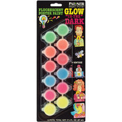 Poster Paint Pots-Fluorescent Glow In The Dark
