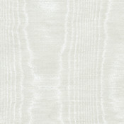 Nordic Shield Deluxe Flannel Backed Vinyl 54' Wide- White Moire Wholesale Bulk