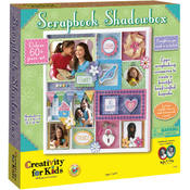 Scrapbook Shadowbox Kit