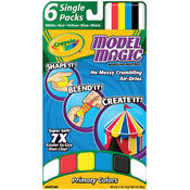 Crayola Model Magic 3 Ounces-Primary