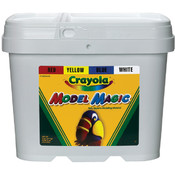 Crayola Model Magic 2 Pound Tub-Primary