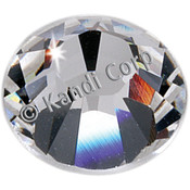 HotFix Swarovski Crystals 7mm-Crystal 8/Pkg
