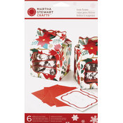 Martha Stewart Woodland Treat Box, 6-Pack Wholesale Bulk