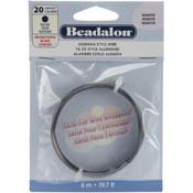 Beadalon German Hematite 20 Gauge Style Wire Wholesale Bulk