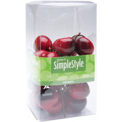 Floracraft Design It Simple Decorative Fruit-Mini Cherries Wholesale Bulk