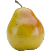 Floracraft Styrofoam Fruit-Yellow/Green Pears Wholesale Bulk