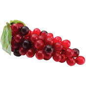 Floracraft Decorative Fruit-Large Purple Grapes Wholesale Bulk