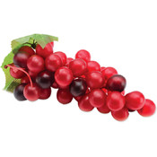Floracraft Decorative Fruit-Small Purple Grapes Wholesale Bulk