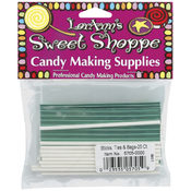 Sucker Sticks, Ties & Bags 25/Pkg-